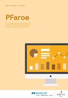 PFaroe: Risk Analytics