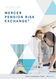 Download the Mercer Pension Risk Brochure